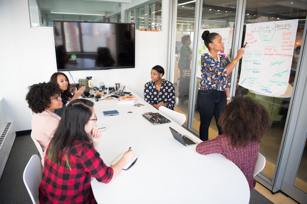 4 benefícios de estudar gestão empresarial (Foto de Christina Morillo no Pexels)